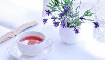 紅茶を楽しみながら「結婚」出来る空間?